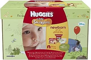 Huggies Little Snugglers Newborn Diaper & Wipe Gift Set