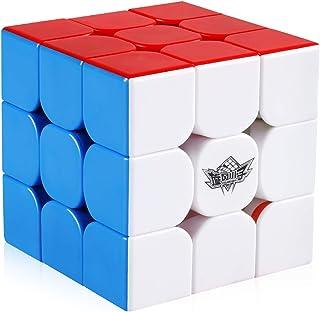 Coogam Cyclone Boys 3 x 3 magnetische Geschwindigkeit Cube Stickerless 3 x 3 x 3 Magic..