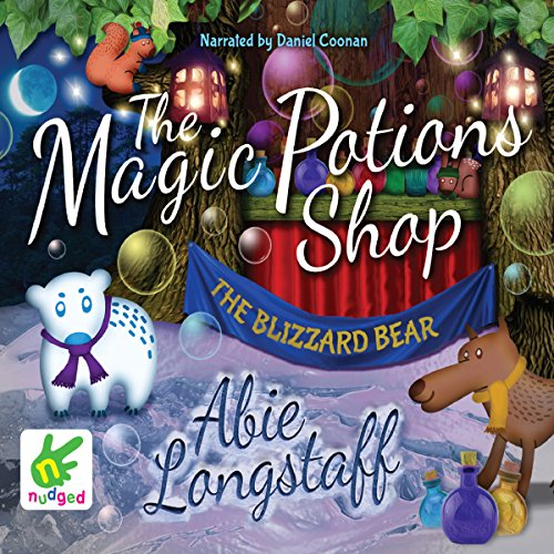 The Magic Potions Shop: The Blizzard Bear cover art