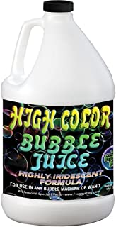 Froggys Fog – HIGH COLOR Bubble Juice – Strong Long-Lasting Iridescent..
