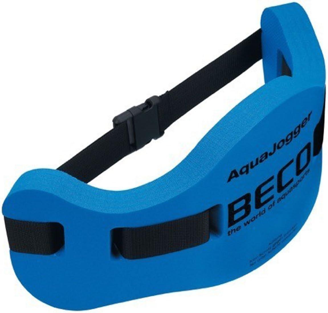 beco Aqua Jogging Pe Foam Pool Long Beach Mall Swimming Runner Belt Buoyancy Blu Max 51% OFF