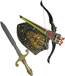 Kids Bows Sword Shield Combination Set, Children Simulation Archery Toy