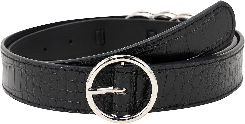 Women Belts for Jeans, Dresses Belts Women's Fashion Belt Narrow Stretch Dress Belt Creative Design Belt