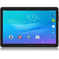 Tablet 10.1 inch Android Go 8.1 Tablet PC,Google Certified, 1GB RAM, 16GB Storage, WiFi,...