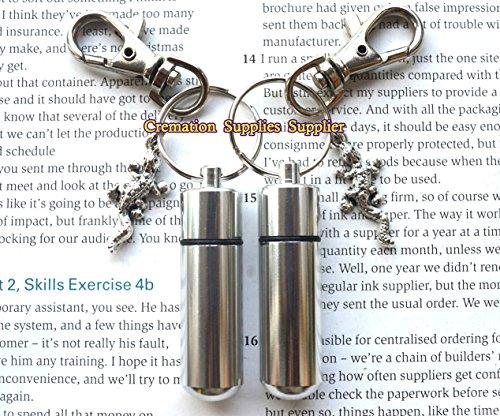 Gecko-Urnen-Schlüsselanhänger, Urnen-Schmuck, Gecko-Einäscherungs-Andenken, Erinnerungshalter, Schlüsselanhänger, Andenken, Gecko-Gedenk-Schlüsselanhänger