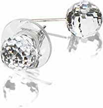 Swarovski Crystal Golf Ball Earrings. Gorgeous for Everyday Wear!