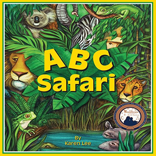 ABC Safari cover art