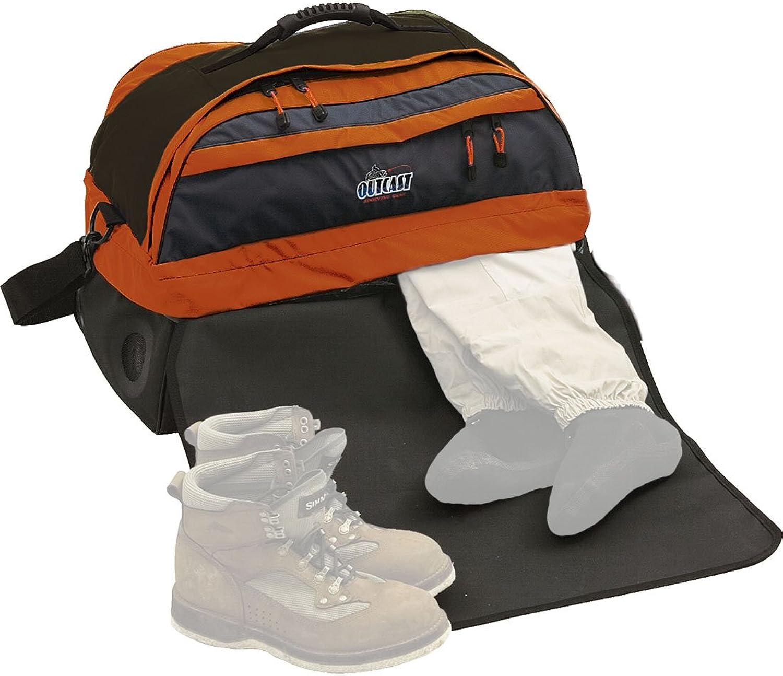 Ausgestoener Stiefele OSG Wathose Tasche