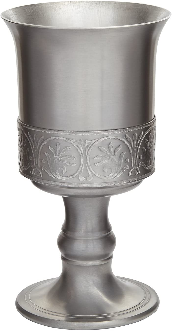 Wentworth Pewter Medieval Design Chalice Ranking TOP1 Goblet Max 55% OFF