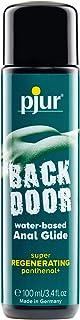 pjur Back DOOR regenererende anal Glide - anale glijgel op waterbasis - met panthenol en kalmerende kamille - per stuk ver...