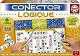 Educa Conector Logique. Jeu Educative Electronique. Ref. 17319, Noir