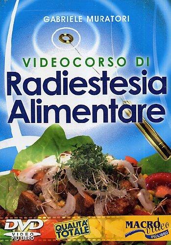 Videocorso di radiestesia alimentare(+libro)