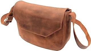 Hide & Drink, Leather Saddle Bag/Bag/Organizer/Travel Gear/Casual/Accessories/Stylish, Handmade Includes 101 Year Warranty...