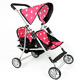 Best american girl doll double stroller Reviews