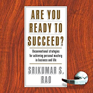 Are You Ready to Succeed? audiobook cover art