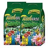 2 Sack Teicherde á 15 Liter = 30 Liter Erde für Gartenteiche