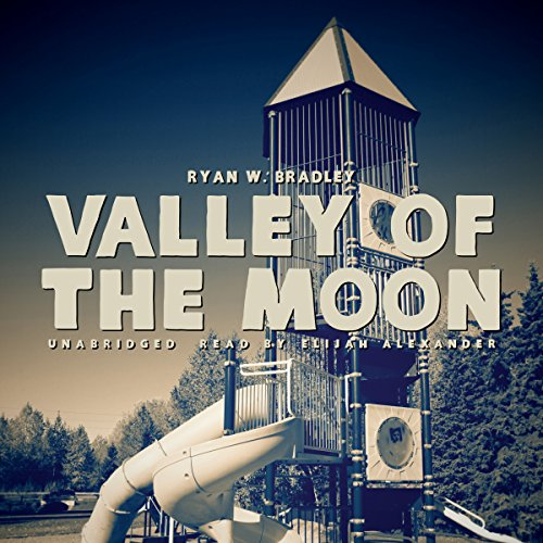 Valley of the Moon audiobook cover art