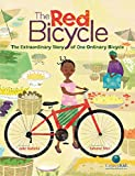 The Red Bicycle byJude Isabella, illustratedSimone Shin
