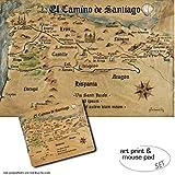 1art1 Jakobsweg, EL Camino De Santiago Anno 1445, Jon