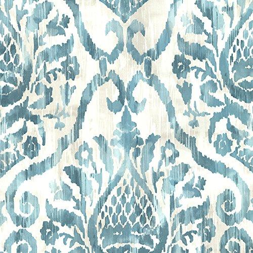 Eijffinger 353057 Argos behang, blauw-groen