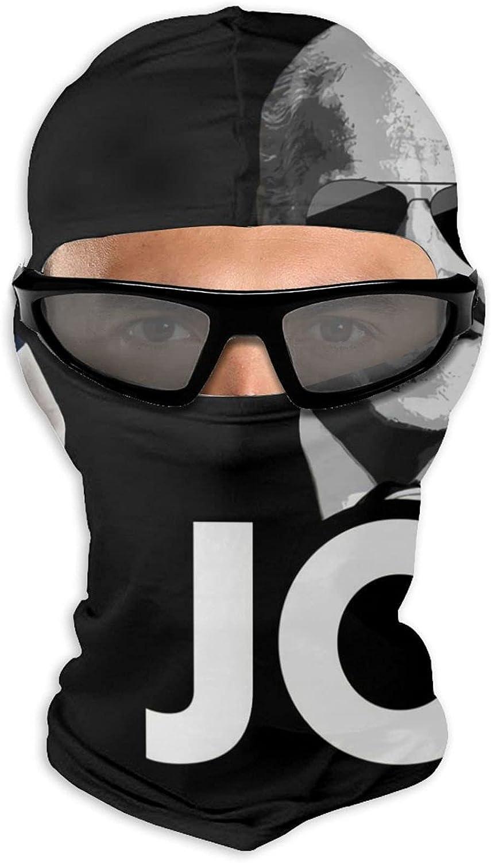 Happy Cool Joe Biden Flag Reusable Face Mask Summer Full Balaclava Cloth Masks Headband Scarf Breathable Bandana Headwear for Cycling Camping Running for Men Women White