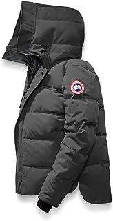 [カナダグース] CANADA GOOSE Men`s Macmillan Slim Fit Down Jacket メンズパーカー [Graphite] [並行輸入品]