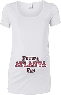 atlanta falcons maternity shirt