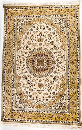 Desconocido Alfombra colección Persia BAF/4Nain BAF Beige 300x 200cm–304227/01