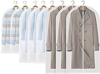 Sac de rangement à suspendre pour les adultes et les enfants, les vêtements longs et courts peuvent être facilement mis da...