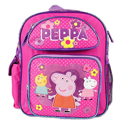 Peppa Pig 12 Inches Toddler Backpack