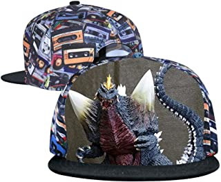 BEKAI Unisex Cool Yu-GI-Oh Adjustable Brimbill Flats Hat for Mens//Womens Hip Hop Caps