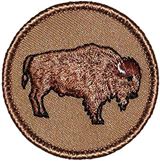 Bison Patrol Patch - 2