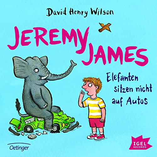 Jeremy James audiobook cover art
