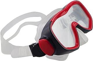 Qishi Silicone Swimming Goggles Anti-Water Anti-Fog for Adult