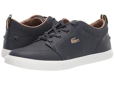 Lacoste Bayliss Premium 419 1 U (Navy/Off-White) Men