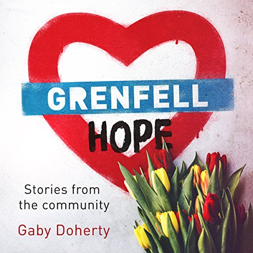 Grenfell Hope audiobook cover art