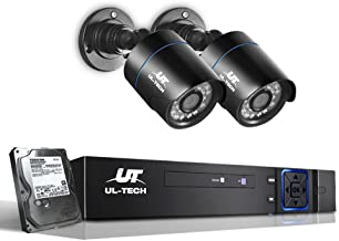1080P CCTV Security Camera CCTV-4C-2B-BK-T