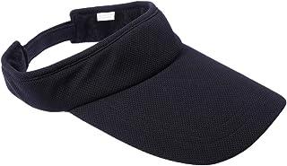 VOSAREA Sun Visors Hat for Women UV Protection, Adjustable Sports Cap for Outdoor Golf