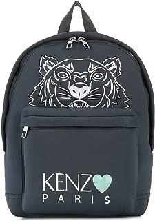 Luxury Fashion | Kenzo Mens F965SF300FO698 Grey Backpack | Fall Winter 19