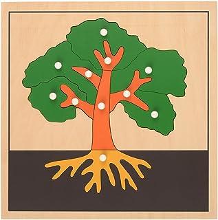 "HABA Botany Puzzle ""Tree"" Montessori"