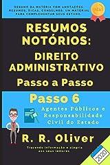 Resumos Notórios: Direito Administrativo Passo a Passo - Passo 6 - 2020 Capa comum