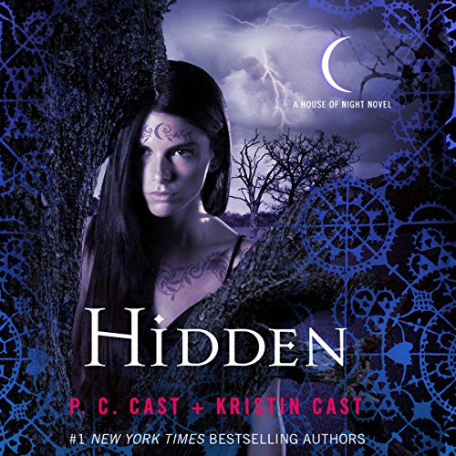 Couverture de Hidden