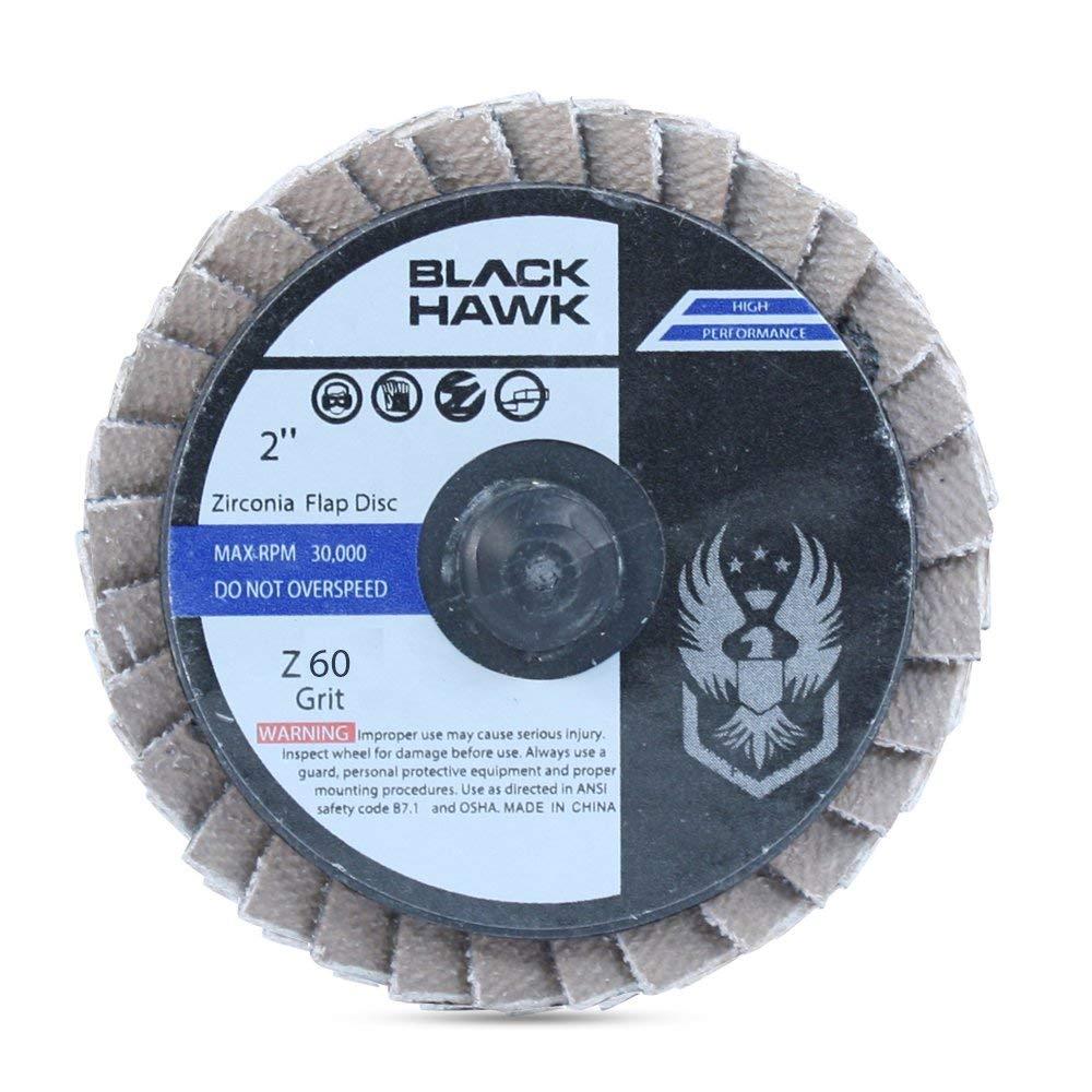 Type R 30005 CGW Abrasives Flap Discs Quick Change Zirconia Mini ...