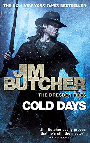 Cold Days: The Dresden Files, Book Fourteen