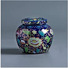 Dog tank Adult funeral Cremation box Human ashes Coffin Cremation jar Mini Funeral Urn Adult Ashes Cremation Urns for A Sm...