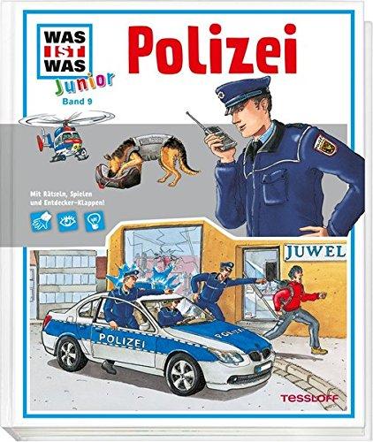 Was ist was junior, Band 09: Polizei
