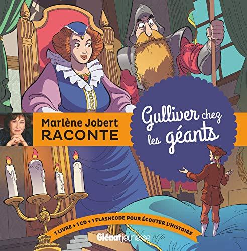 Couverture de Gulliver chez les géants