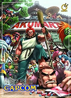 Udon's Art of Capcom by Lee, Alvin (1897376995) | Amazon price tracker / tracking, Amazon price history charts, Amazon price watches, Amazon price drop alerts