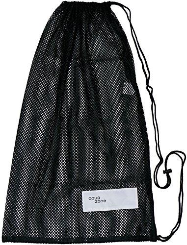 Sacca in rete con chiusura a cordoncino, per sport, spiaggia o da viaggio, unisex adulti (accessori e bagagli solo), Cruz V2 Fresh Foam, 18 inch wide and 30 inch Tall