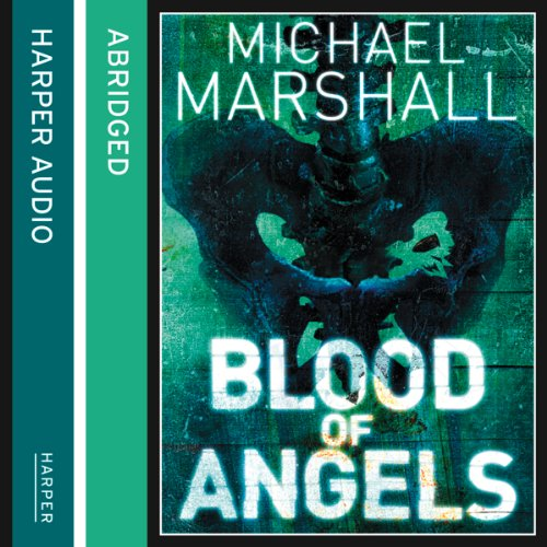 Blood of Angels audiobook cover art